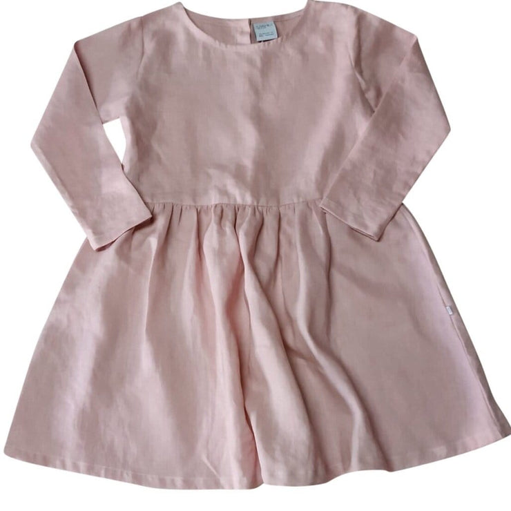 YOUNG FOLK DRESS - cotton candy