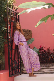 Woodstock Lounge Set - lavender