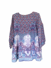 Lone Star Dress - amethyst