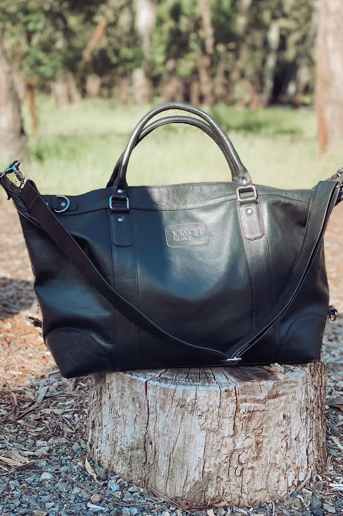 The Weekender - black