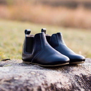 THE CANYON BOOTS - navy