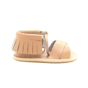 THE SUNDREAMER SANDALS - nude