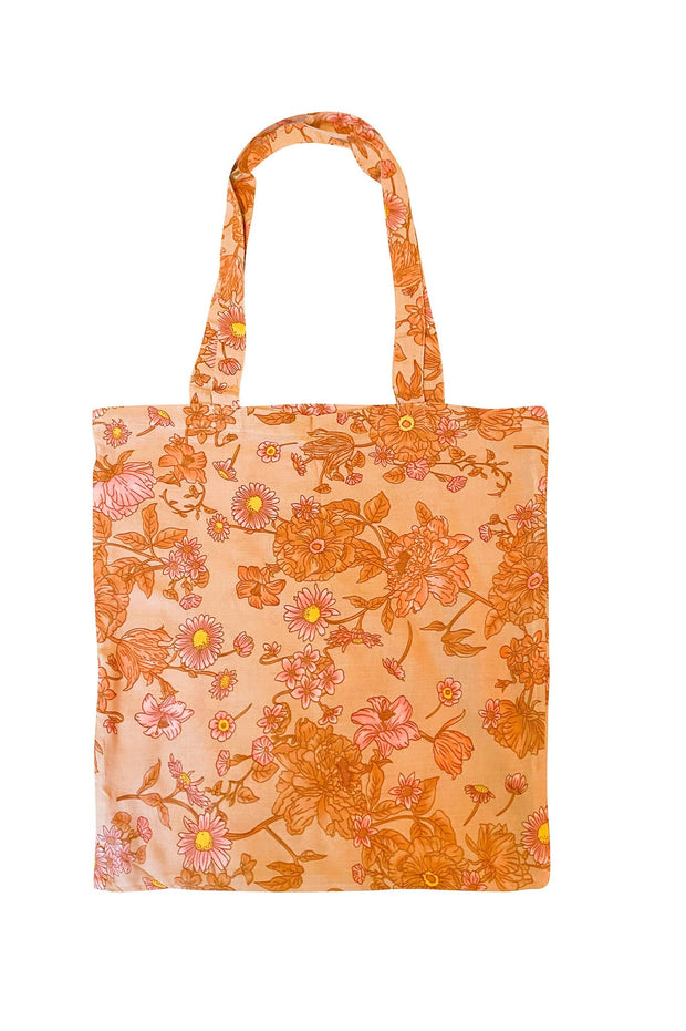 Mahli Shopper - caramel