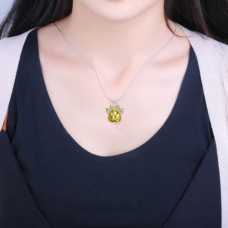 Dog claw Necklace | Free Shipping