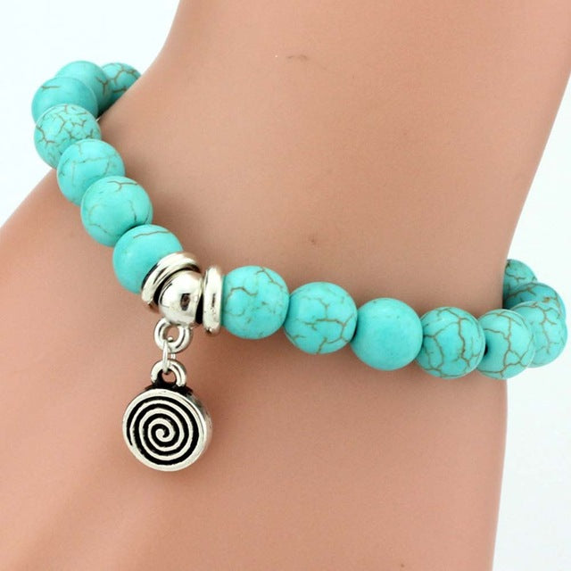 Vintage Boho Charm Bracelets for Women | Free Shipping