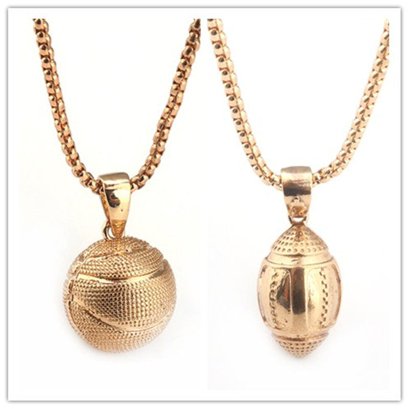 Basketball Necklace | Free Shipping
