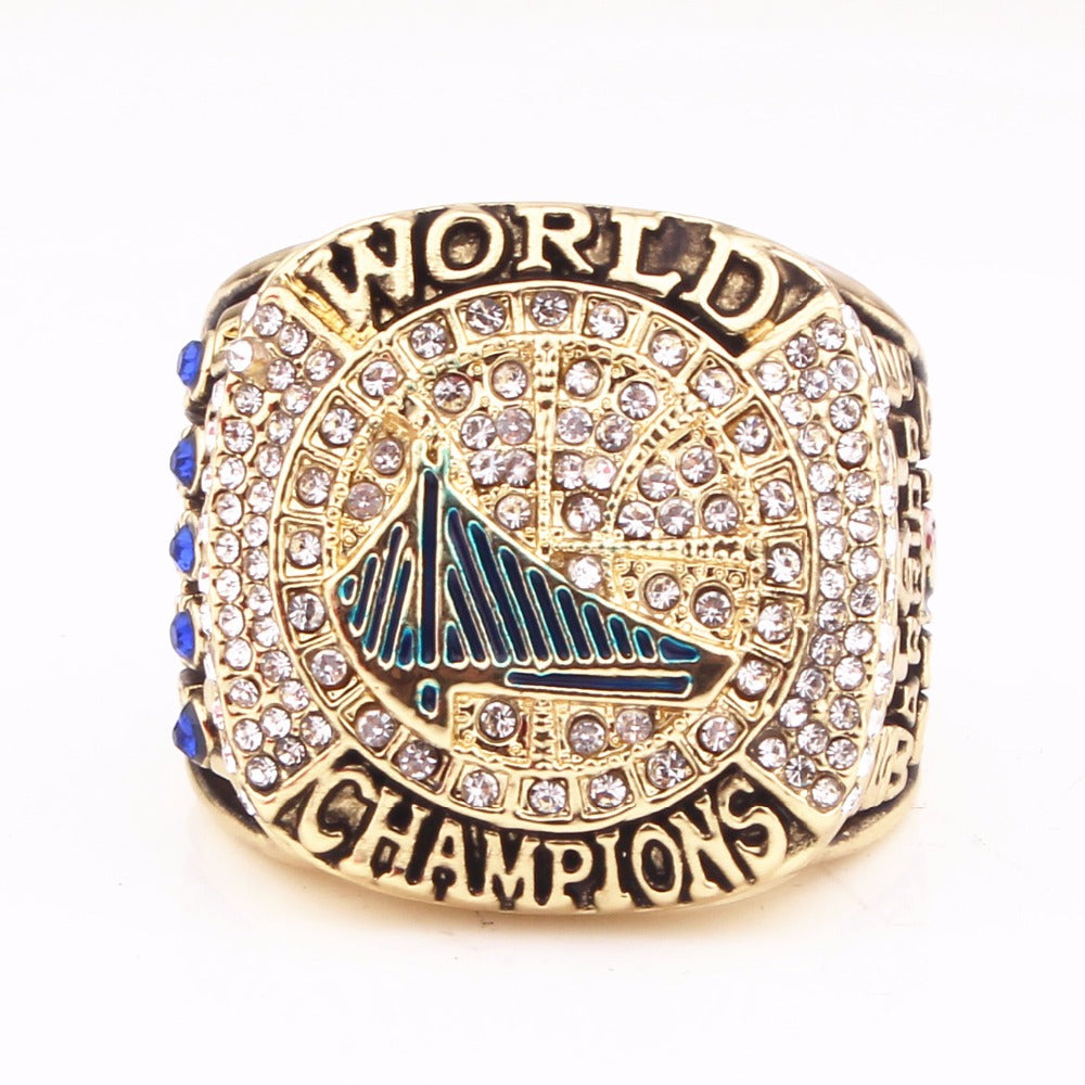 2017 Golden State Warrior Kevin Durant World Champion Ring | Free Shipping