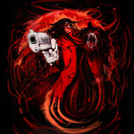 Alucard All Over Print Hoodie