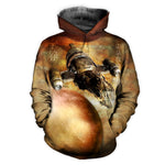 Serenity All Over Print Hoodie