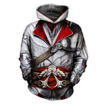 Assassin All Over Print Hoodie