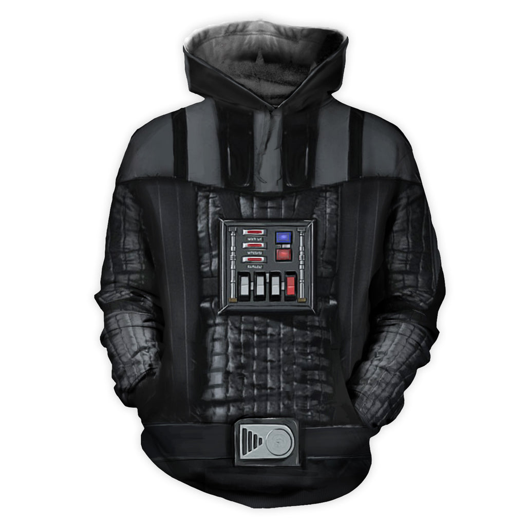 Sith All Over Print Hoodie