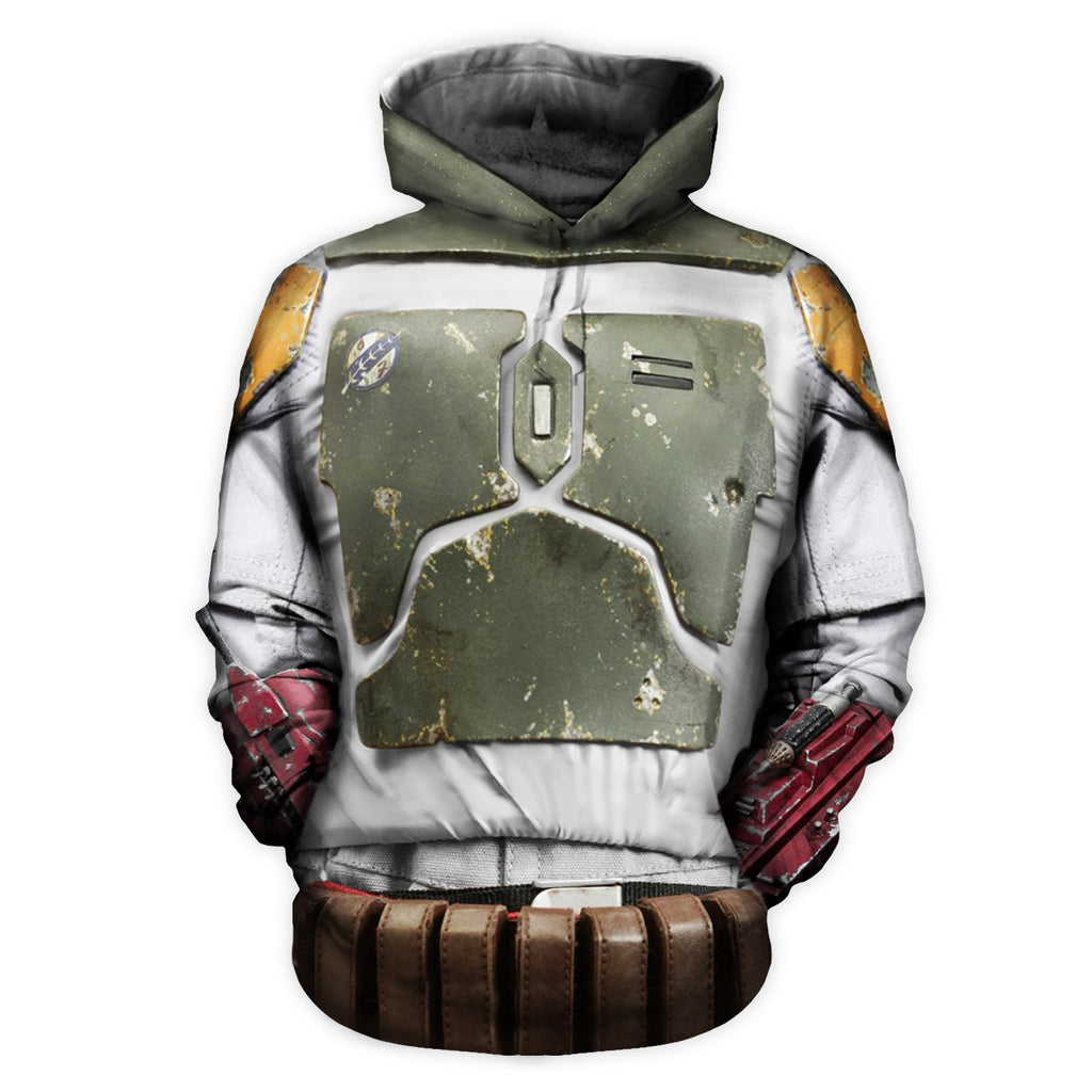 Mandalorian All Over Print Hoodie