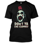 Captain Spaulding Short Sleeve Unisex T-Shirt