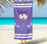 Towelie Beach Towel