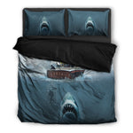 Jaws 3-Piece Bedding Set