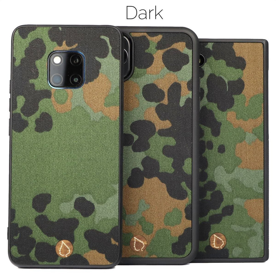 Flecktarn Case