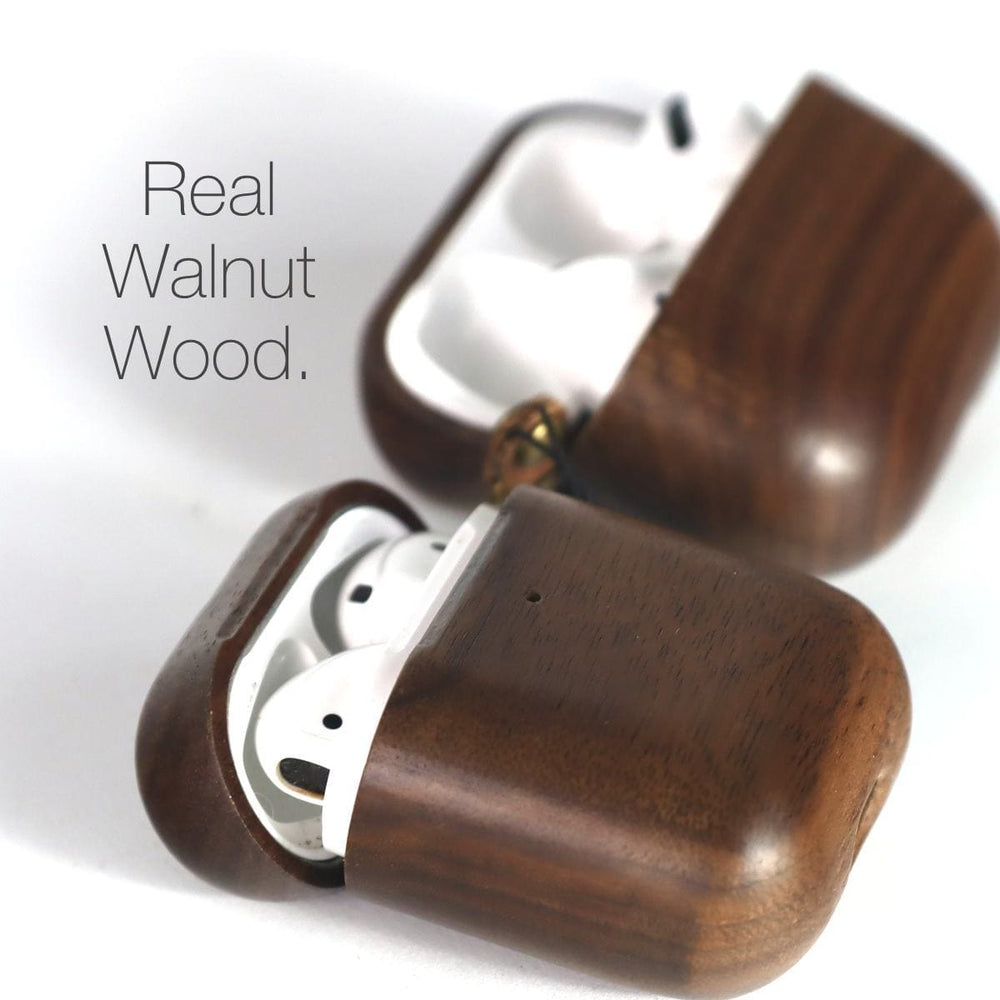 Wooden Case for AirPods & AirPods Pro