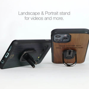 Stand & Car Mount Case