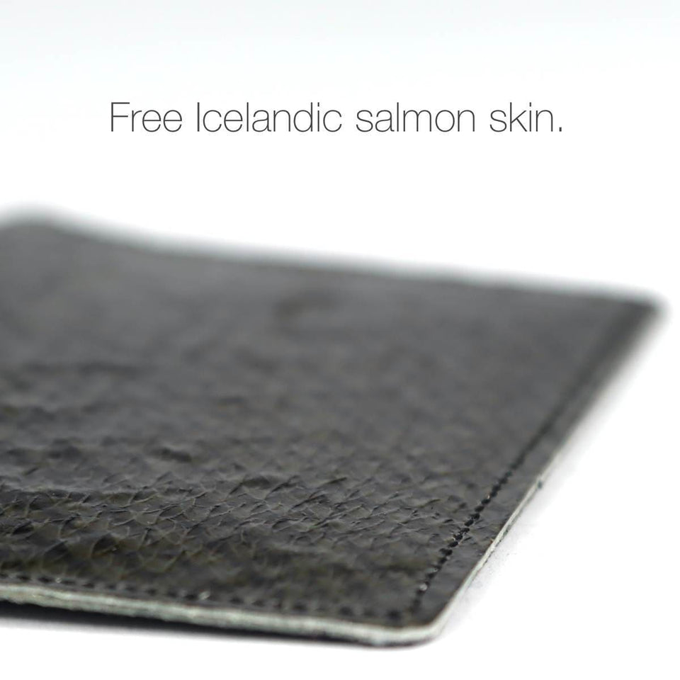 Salmon Card Holder