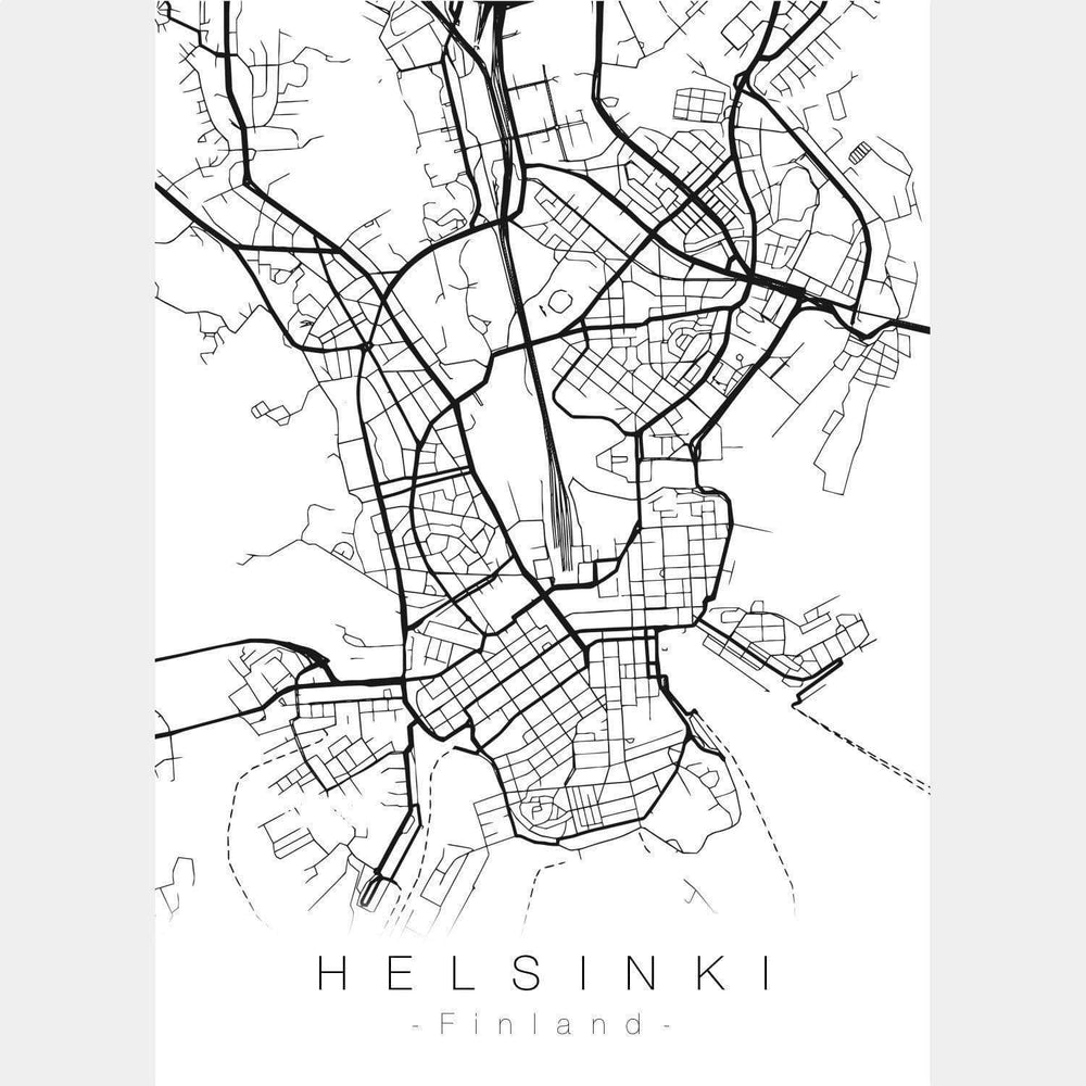 Load image into Gallery viewer, Helsinki Streets - Lastu