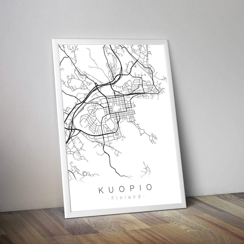 Load image into Gallery viewer, Kuopio Streets - Lastu