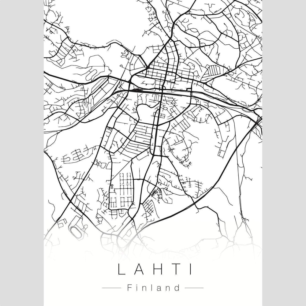 Load image into Gallery viewer, Lahti Streets - Lastu