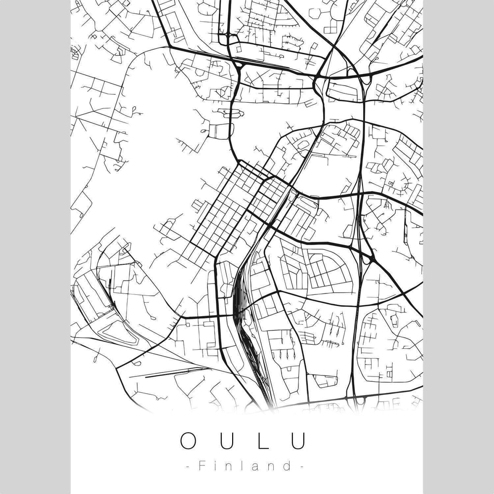Load image into Gallery viewer, Oulu Streets - Lastu