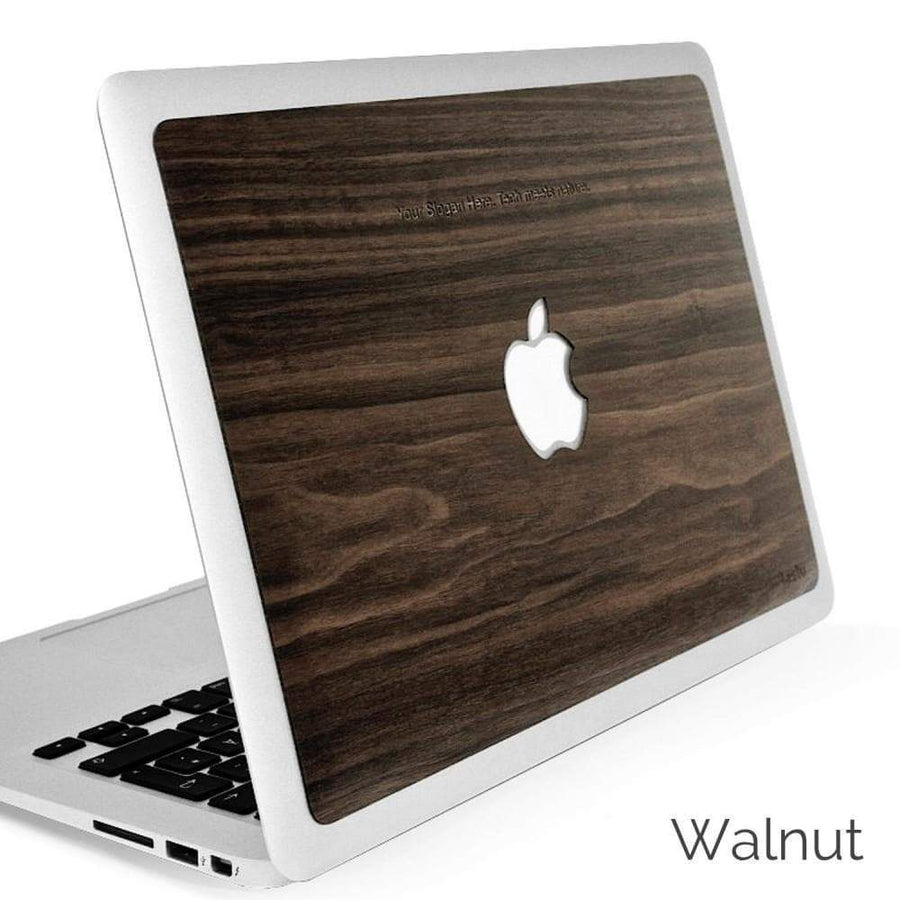 Lastu Skin Wooden Skin for MacBook's