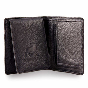 Load image into Gallery viewer, Moose Leather Wallet - Lastu