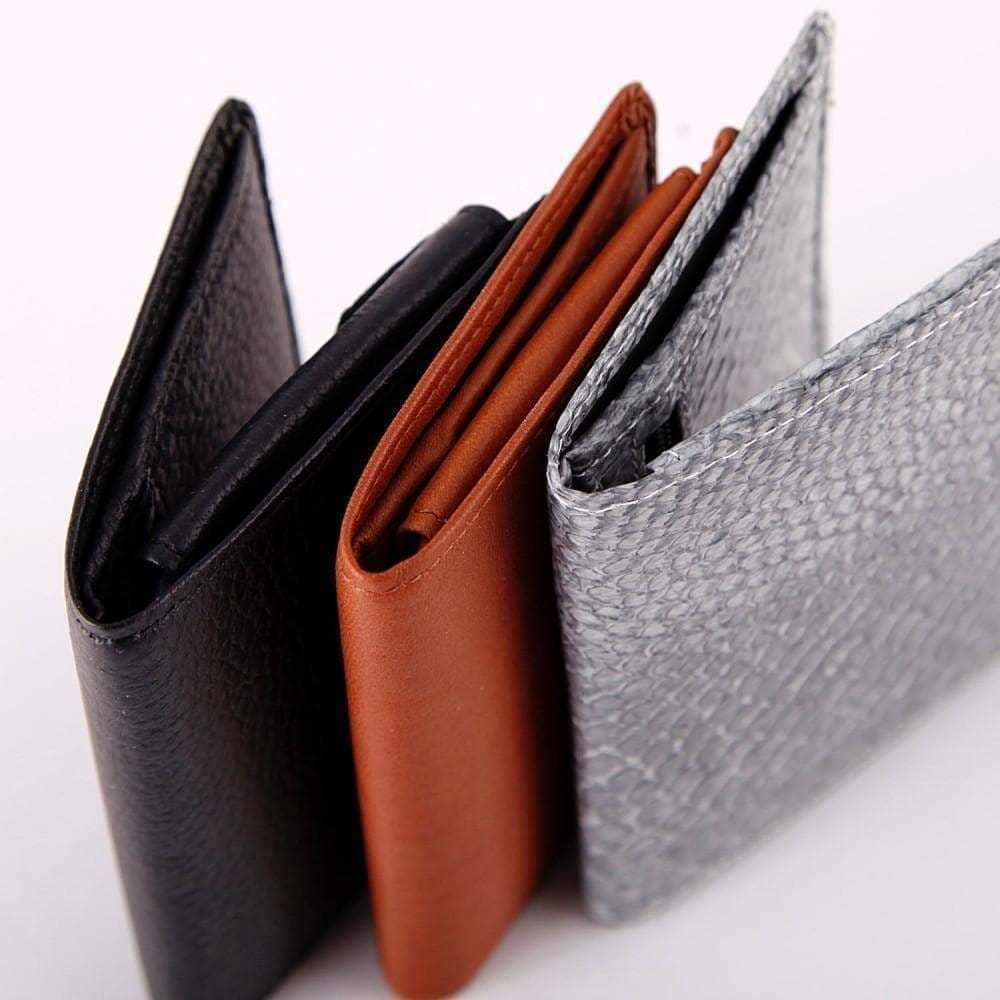 Moose Leather Wallet - Lastu