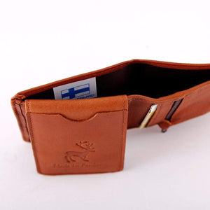 Load image into Gallery viewer, Reindeer Leather Wallet - Lastu