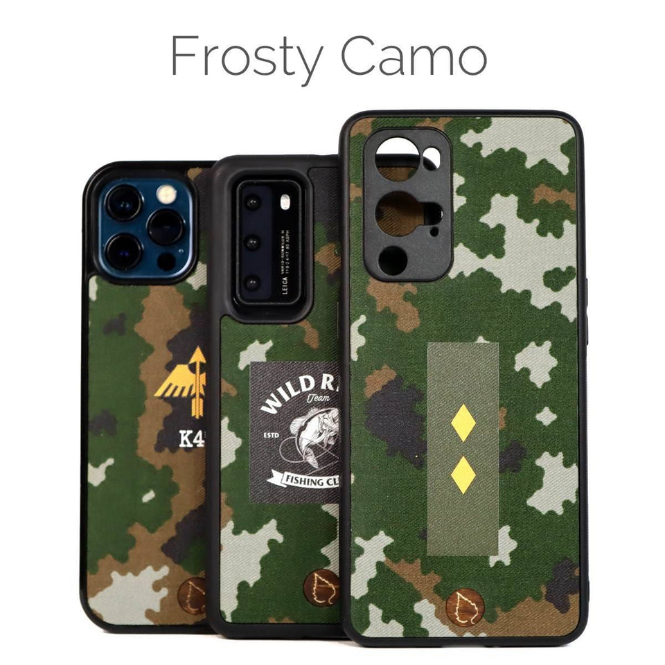 M05 Camo Case with Custom Logo