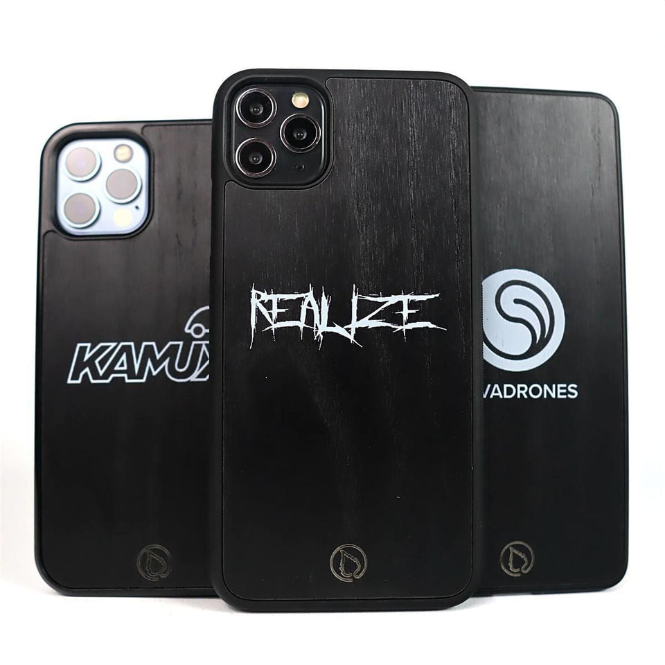 Phone Case with Custom Logo & Picture