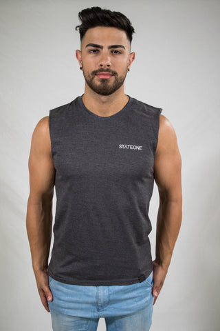 Odyssey Muscle Tee / Grey