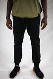 Isaiah Slim Fit Chinos / Black