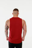 Odyssey Muscle Tee V2 / Burgundy Red