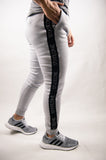 Brooklyn Tapered Joggers / Grey