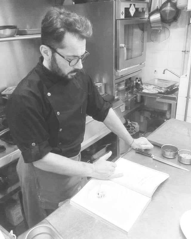 Chef Franck Aboudarham