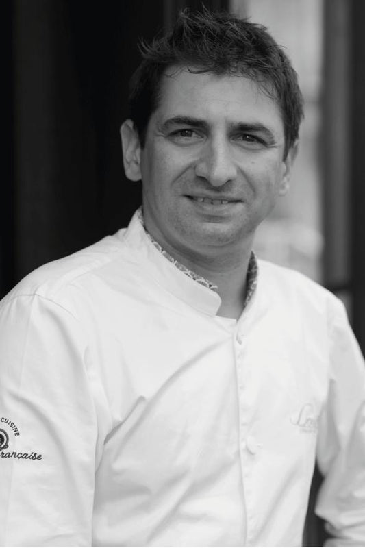 Chef Stephane Pitré