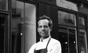 Le Chef Grégory Marchand du restaurant Frenchie - MICHELIN