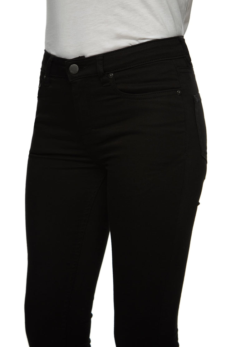 Womens Jeans 26 Linden Black