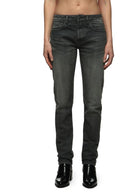 Womens Jeans 60 Grey Selvedge