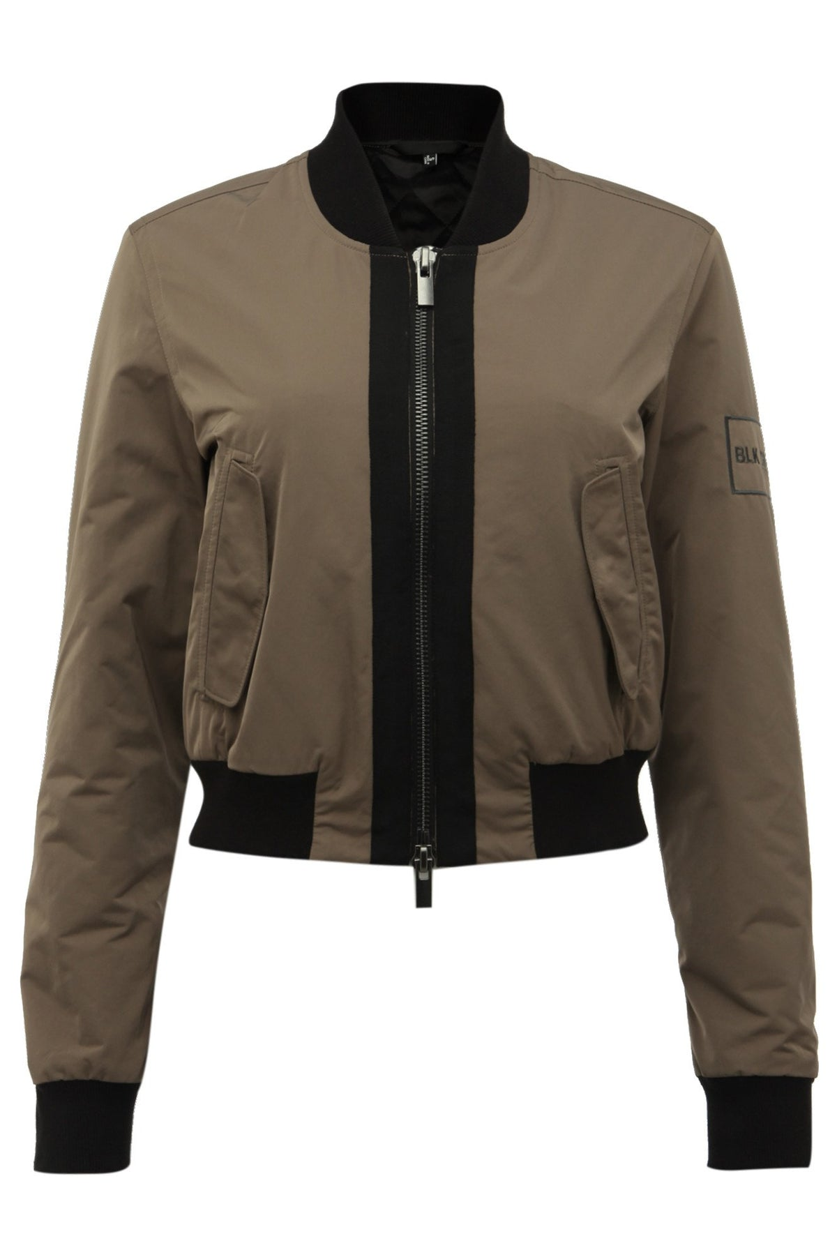 Womens Jacket 26 Taupe