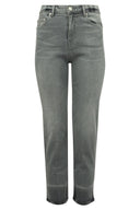 Womens Jeans 78 Madison Grey