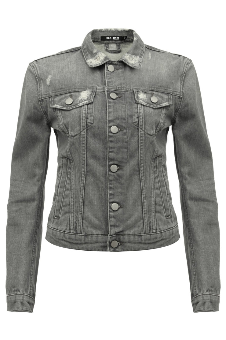 Womens Jean Jacket 27 Cooper Grey