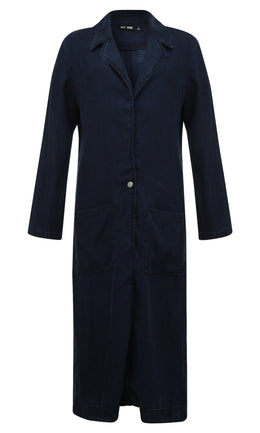 Womens Coat 8 Pacific Blue