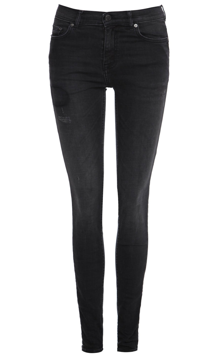 Womens Jeans 26 Emmons Black