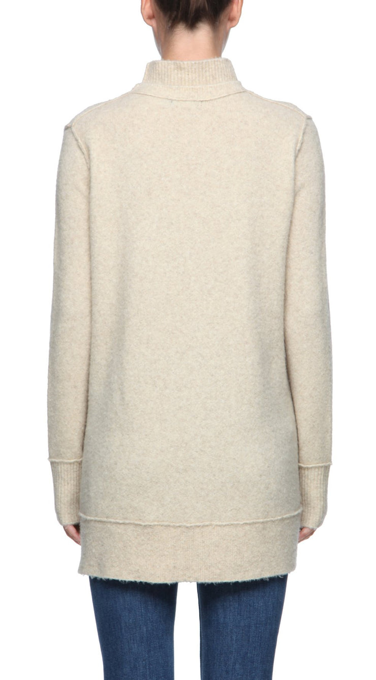 Womens Sweater 93 Biscuit