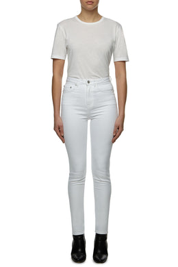 Womens Jeans 8 Laurence White