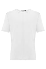 Mens T-Shirt 80 White